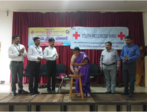 Inauguration and Orientation Programme – Youth Red Cross Wing 2018