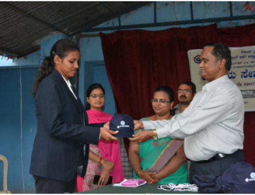 NSS Annual Special Camp – 2019