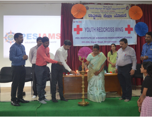 Inauguration and Basic orientation Programme of NSS and YRC