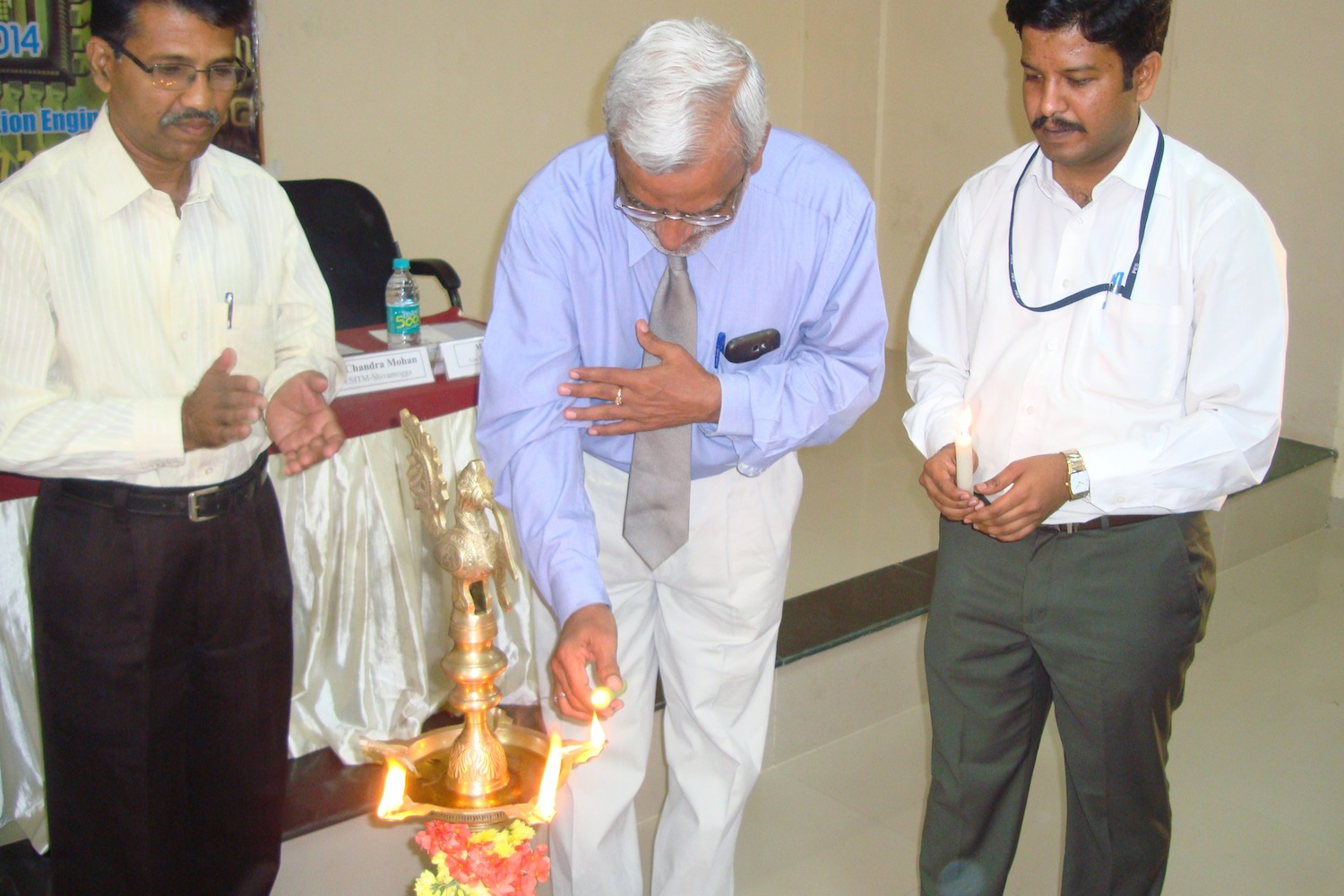 """Report on  """"Recent Trends in Embedded Systems"""" Workshop"""