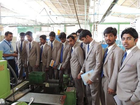 Industrial Visit – PG Department of Management Studies & Research Centre
