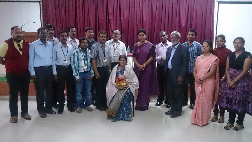 Farewell to Dr. Ramani Inyengar