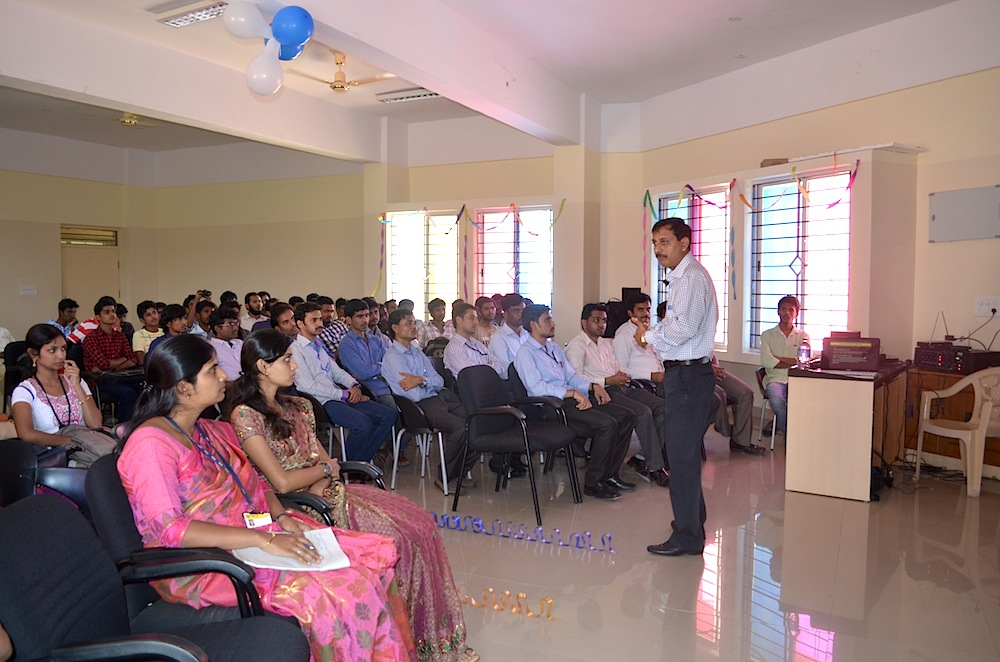 Technical Talk on Power System Automation