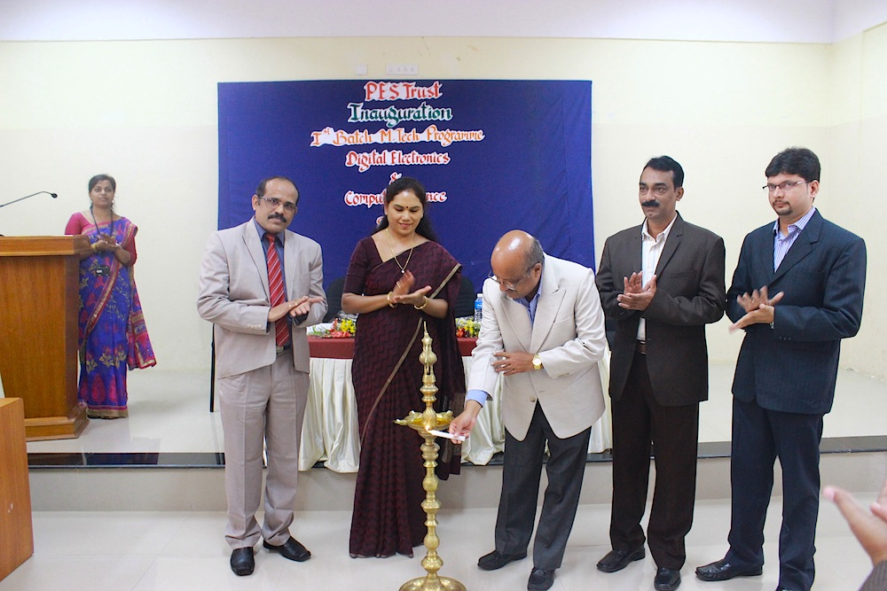 Inaugural of M. Tech. Courses in PESITM
