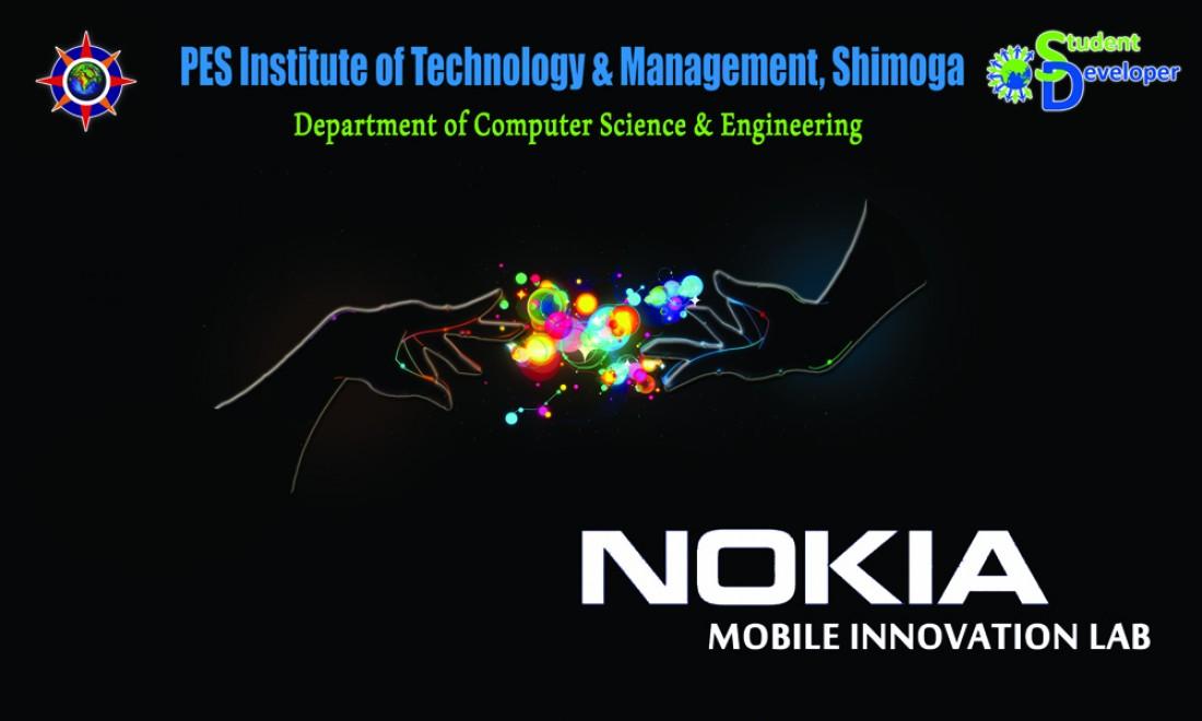 Inauguration of Nokia Mobile Innovation Lab