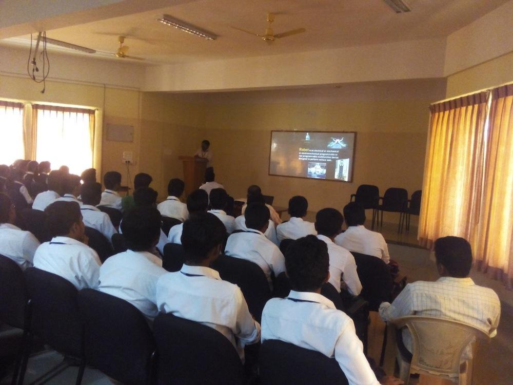 Introduction to the Robotics Workshop