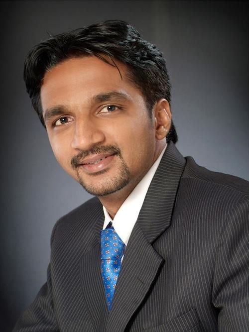 Hearty Congratulations to Mr. Arvind Mallik