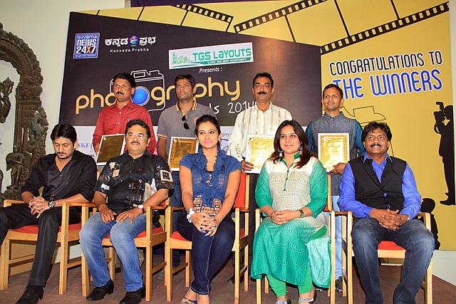 Photography Awards bagged by Principal Dr. Ashok Kumar