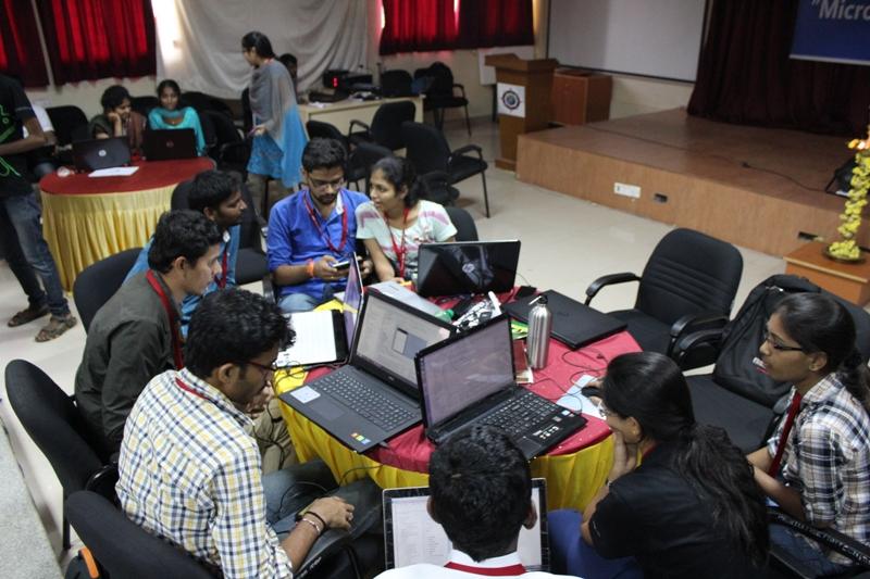 12 hour App development Hackathon event