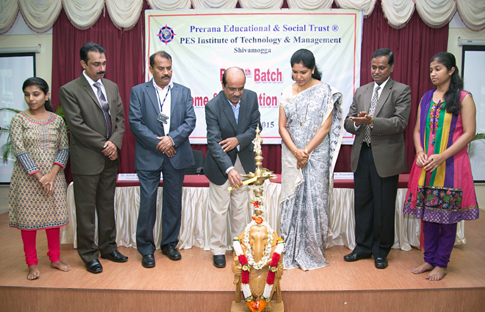 9th batch inauguration and Orientation Programme