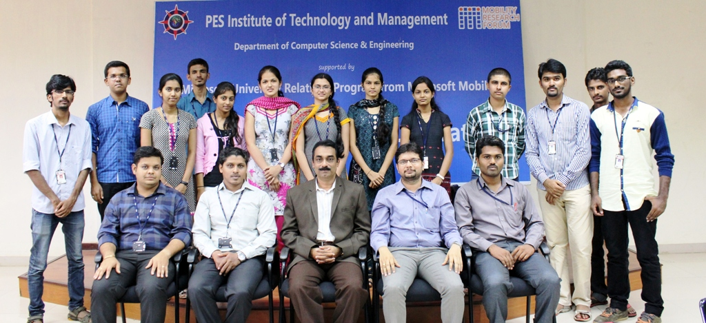 One Week Internship Programme on Internet-of-Things (IOT)