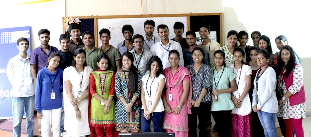 2 day Workshop on Web Application Development