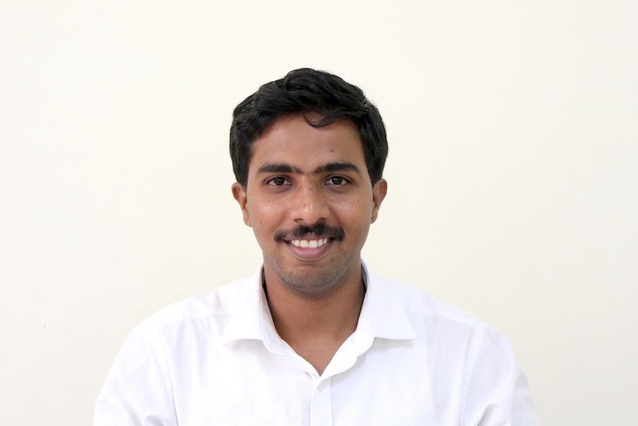 Sunil Kumar R. A.