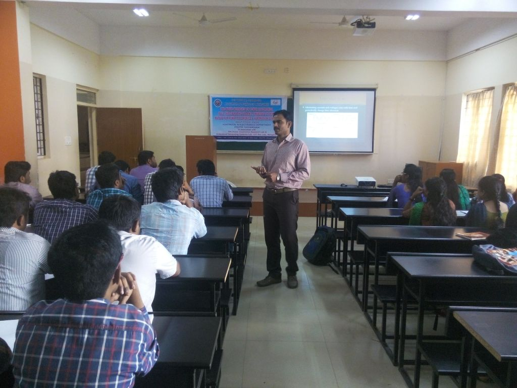 Two Weeks Workshop on Power Electronics, RTOS, Embedded System using PLC