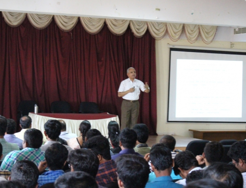 Technical talk on Power Planning in India – Smart Grid