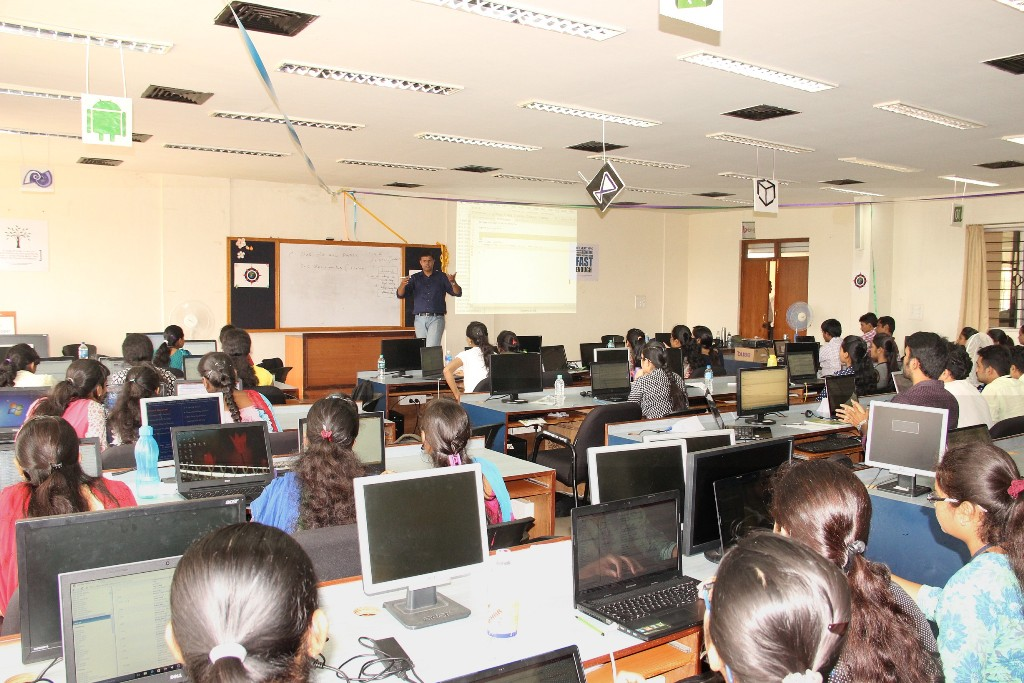 Three Day Workshop on Real Time  Web Application Development