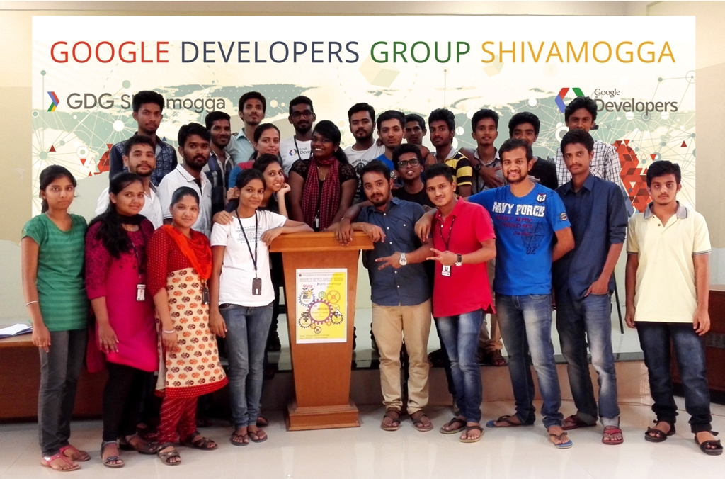 IT Quiz and Puzzles event under GDG