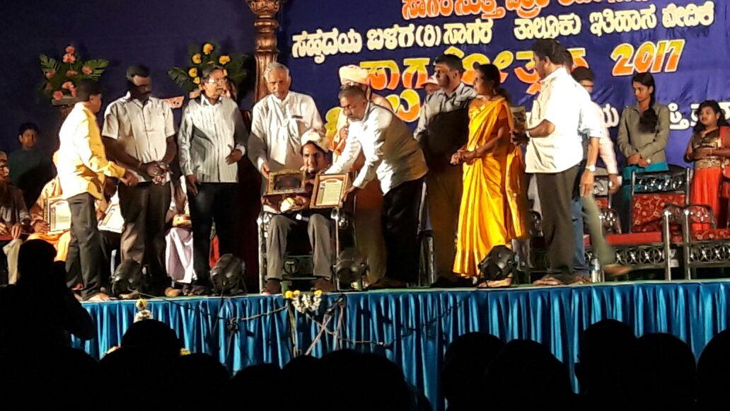 Sahhrudaya Educationist National Award 2017 for Arvind Mallik