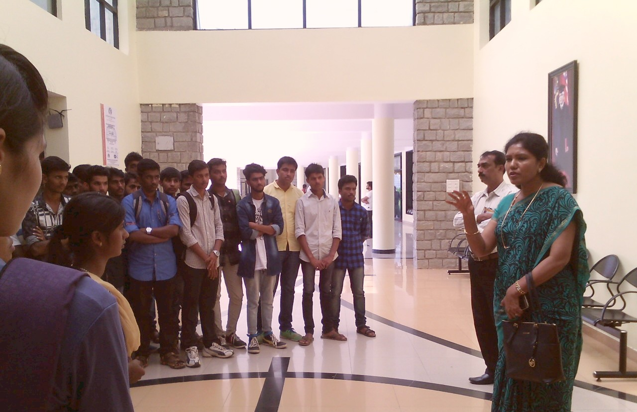 Visit by Students of Sanjay Memorial Polytechnic, Sagar