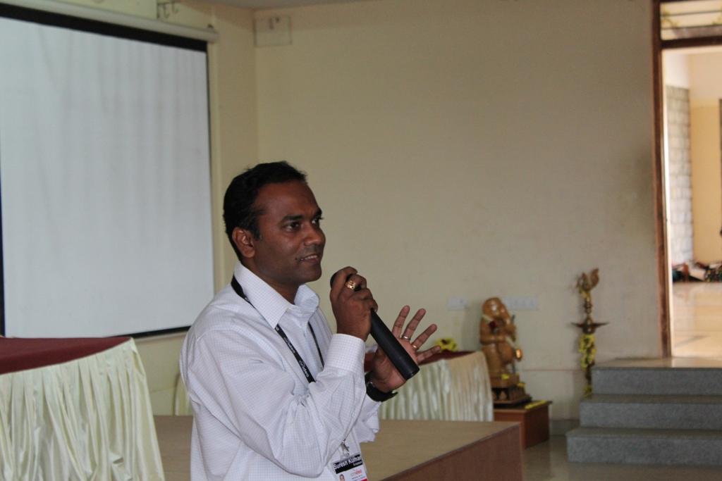 Talk by Mr. Suresh Durgappa, Vice President, IonIdea