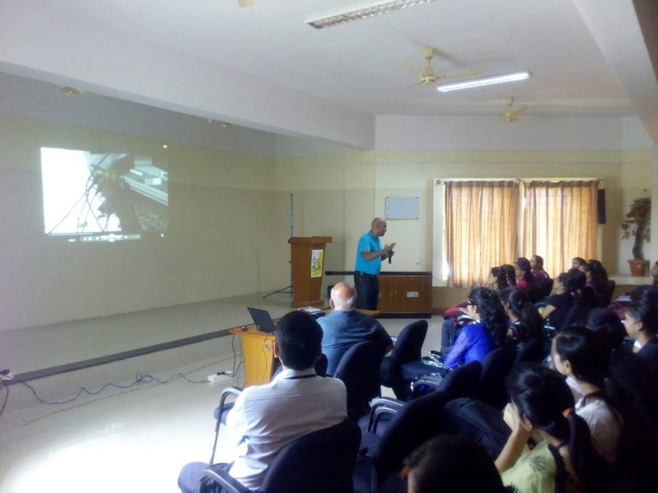 Talk on Software Process and Storage Area Networks