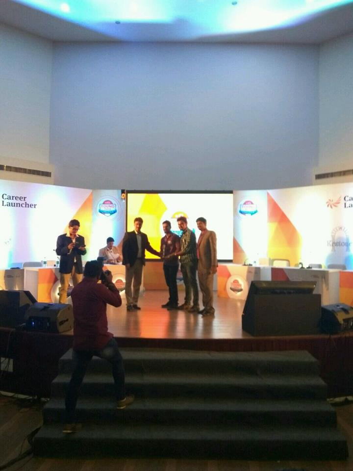 Top 10 in Young India Challenge Quiz Competition