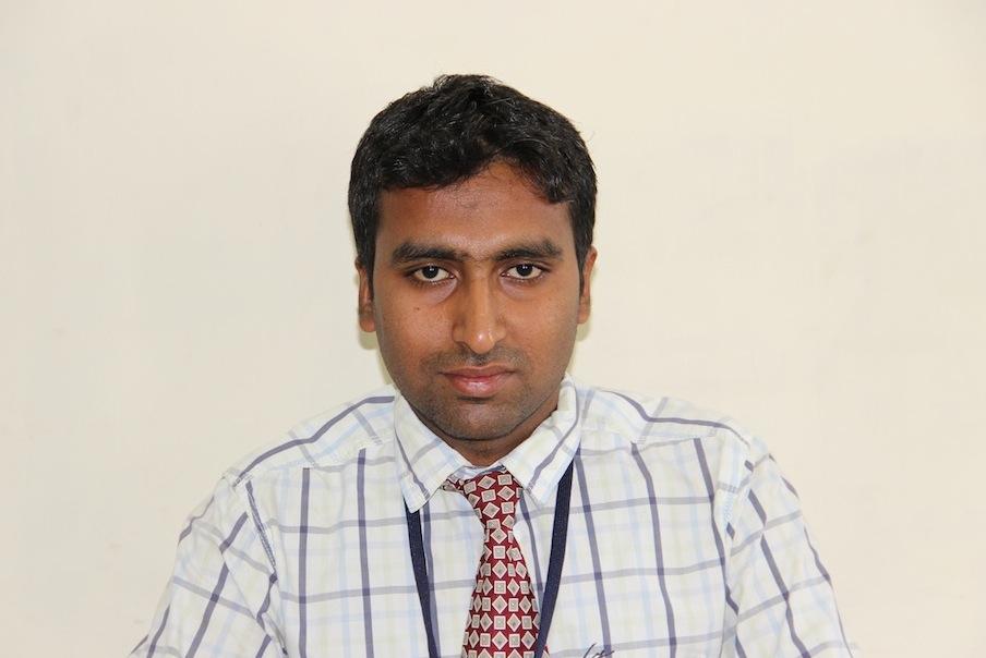 Halesh Kumar B.T.