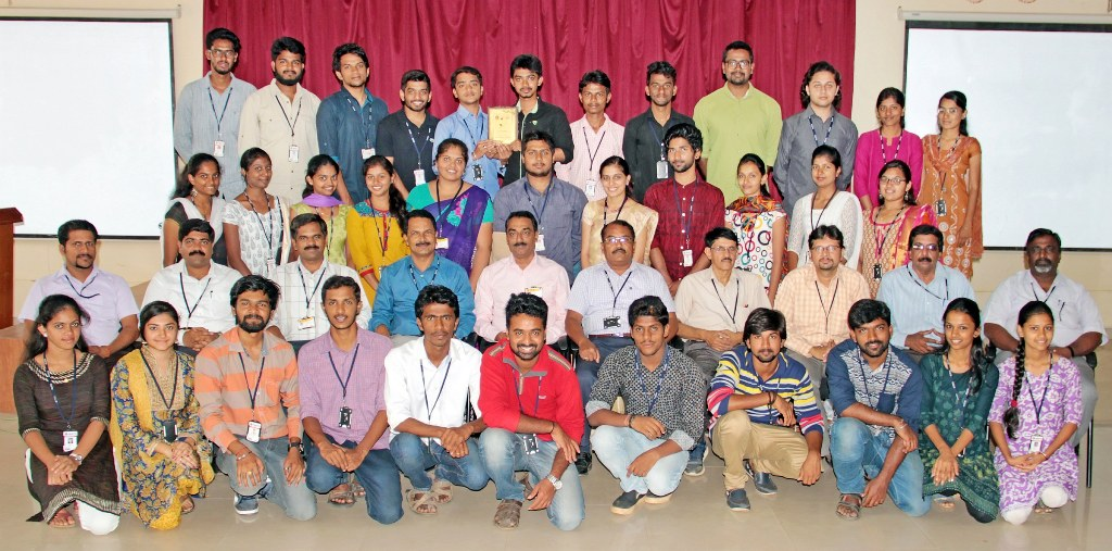 Three medals in VTU Youth Fest