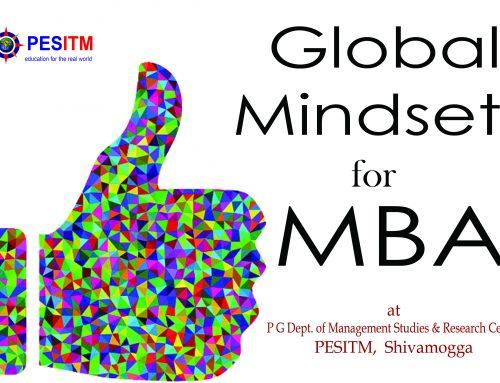 Global Mindset for MBA