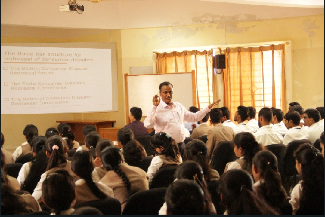 Talk on Rights and Duties of Consumer