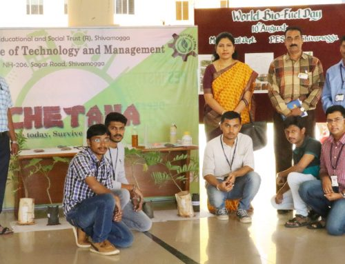 Talk and demonstration on Bio-fuel Renewable energy