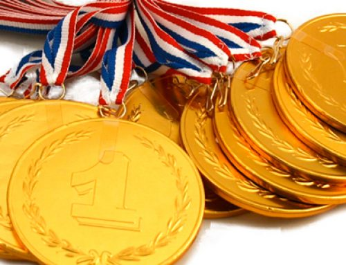Gold Medel in VTU Intercollegiate Wrestling Competition