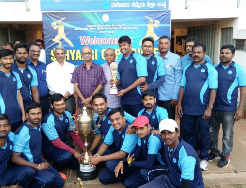 Winners of Sahyadri Cup-2018