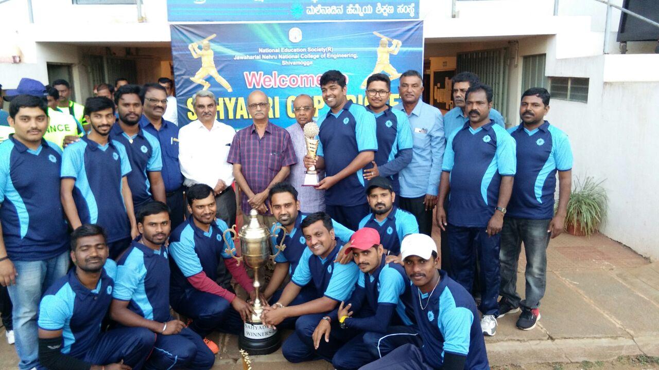 Winners of Sahyadri Cup-2018