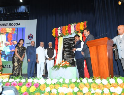 Inaugural Ceremony of Prerana Convention Hall