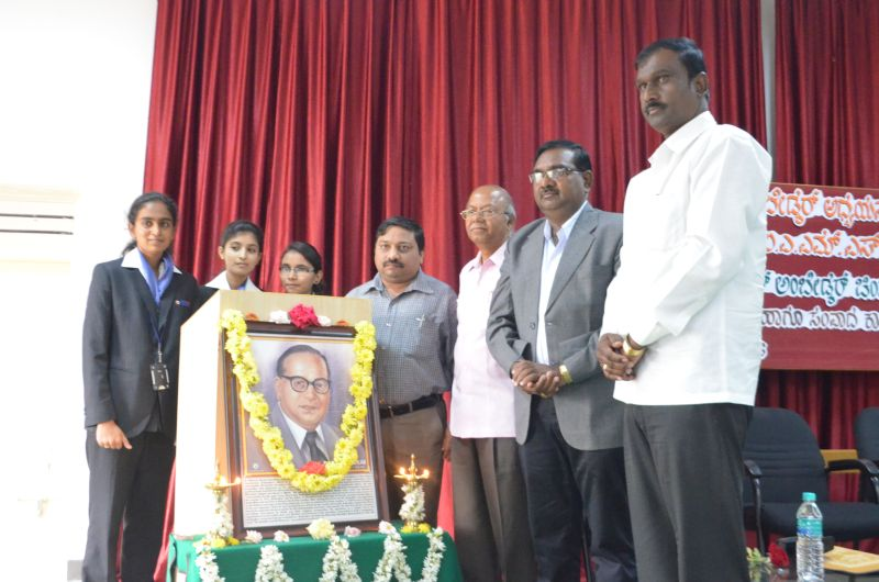 Lecture on Dr. Ambedkar's principles