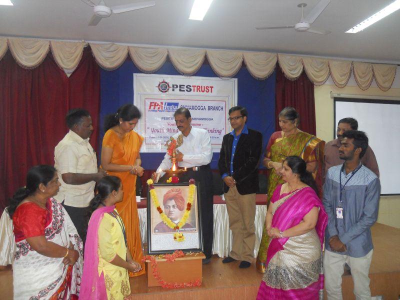 Celebration of Vivekananda Jayanthi