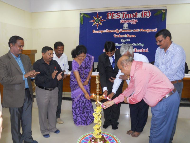 Workshop on B.Com syllabus revesion