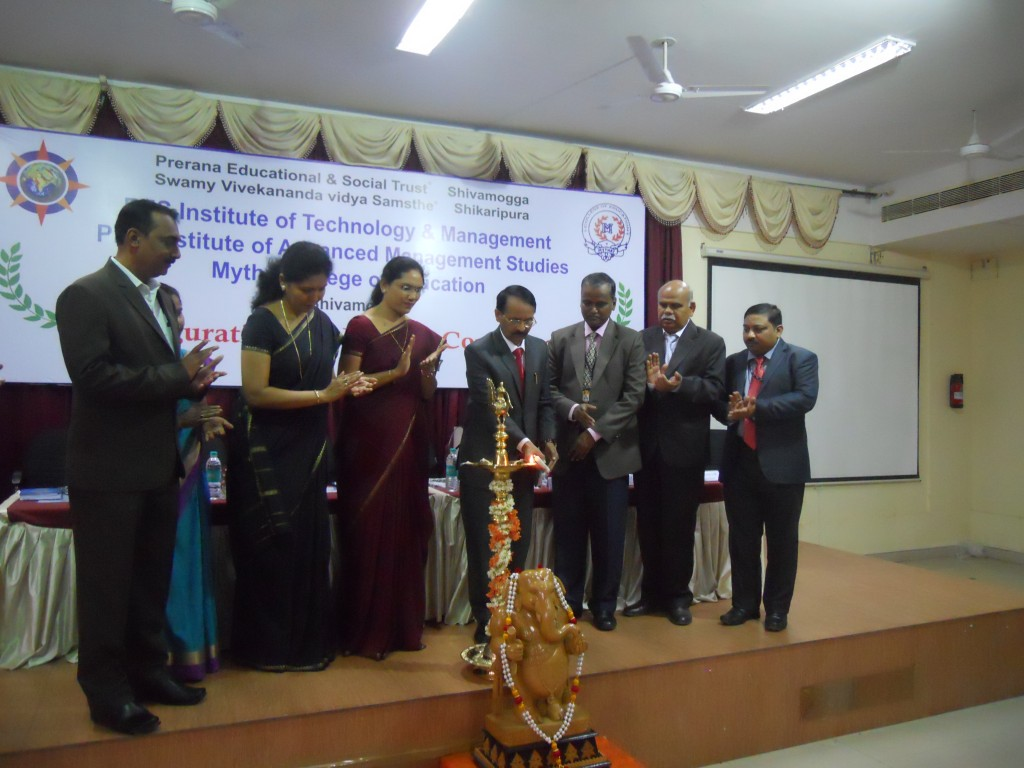 A One Day National Conference on Research in Commerce, Management and Information Technology