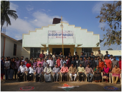 NSS Camp on Healthy Youth for Healthy India