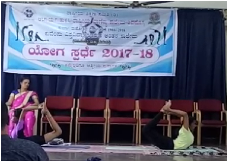 Yoga Competition 2017-18
