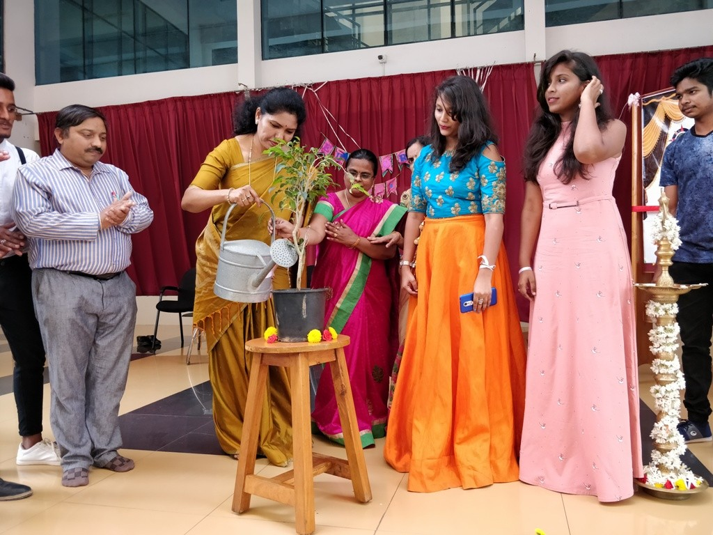 Inauguration of College Forums and Fresher's Day 2018