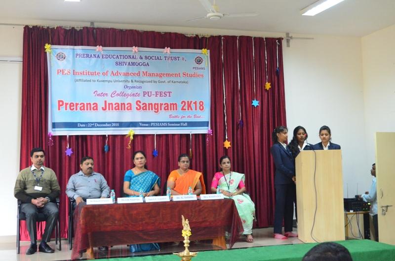 Prerana Jnana Sangram-2K18
