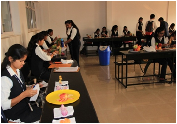 Vegetable/Fruit Carving Competition