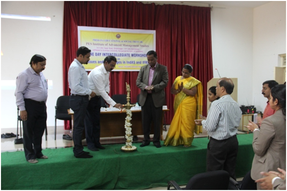 One Day Intercollegiate workshop on IFRS and IndAS