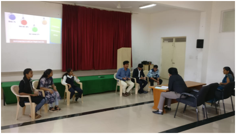 """ Prerana Manthana"" – (Debate Competition)"