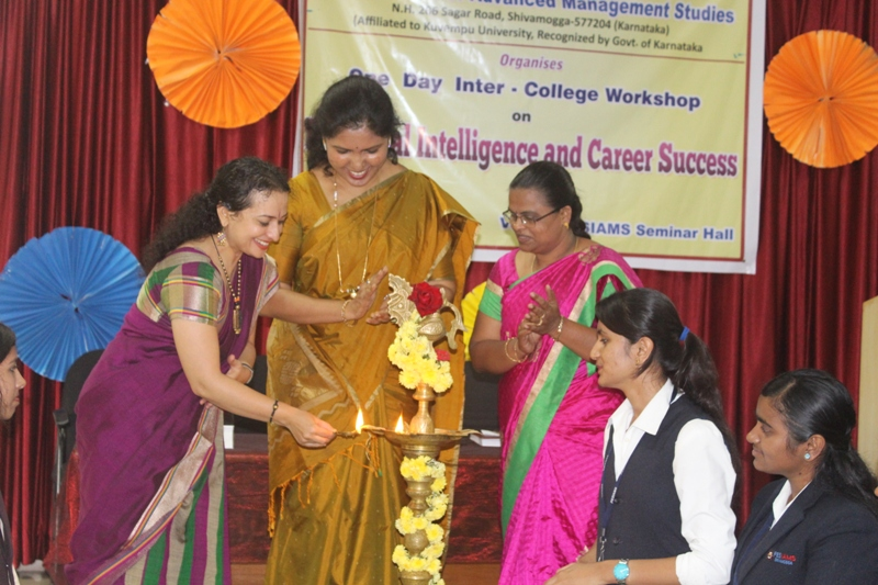 """One day workshop on """"Emotional Intelligence and Career Success"""""""