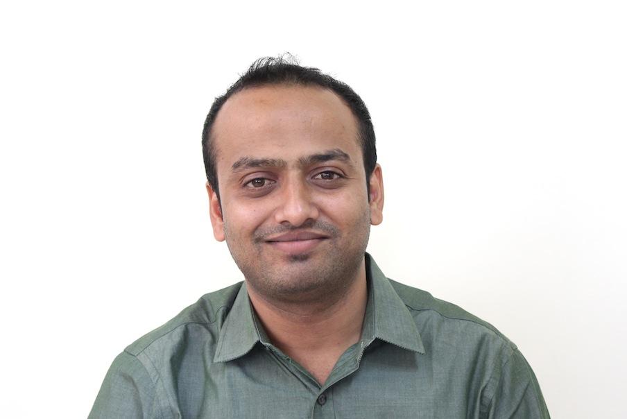Santosh M. B.