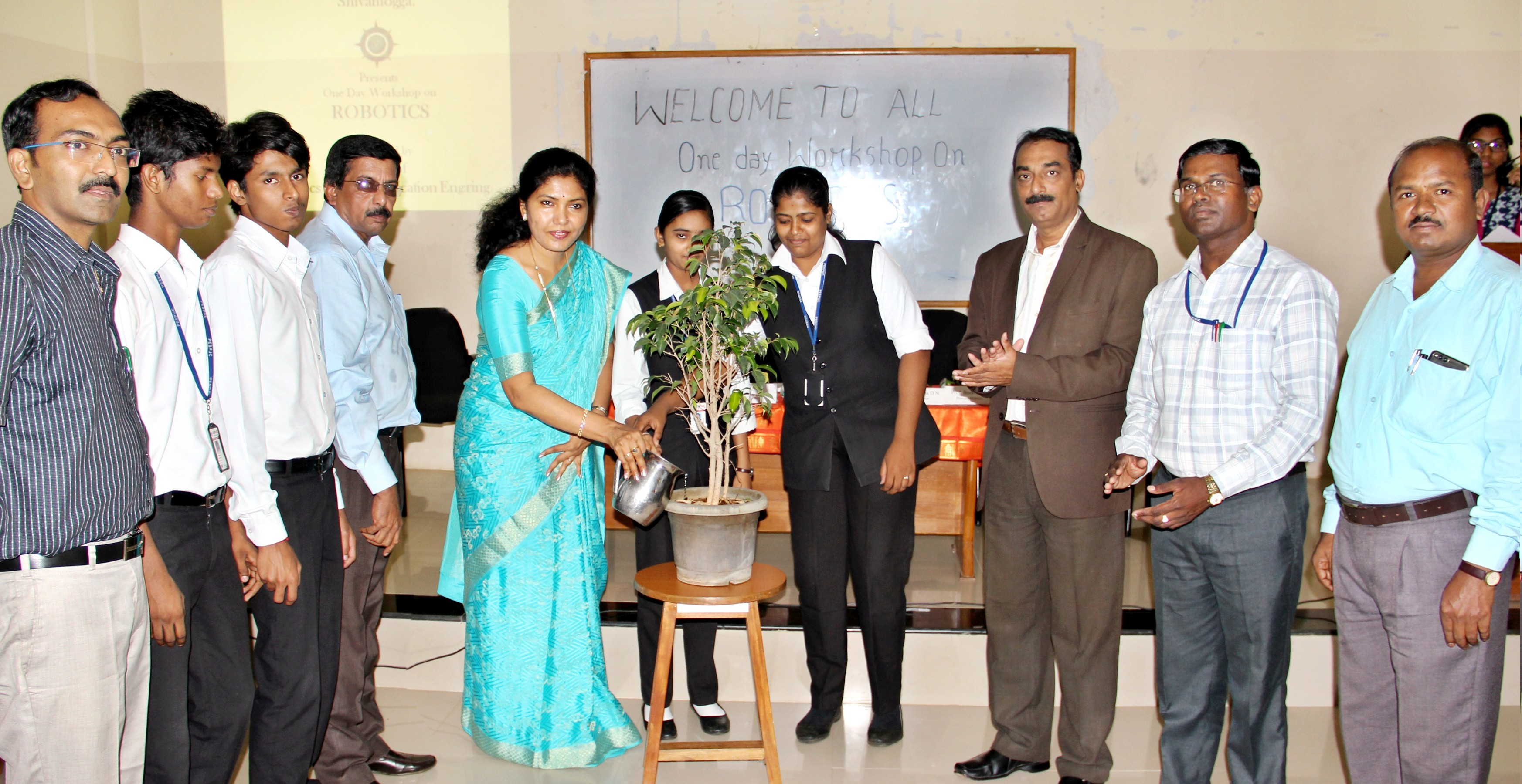 Technical – PES Institute of Technology and Management