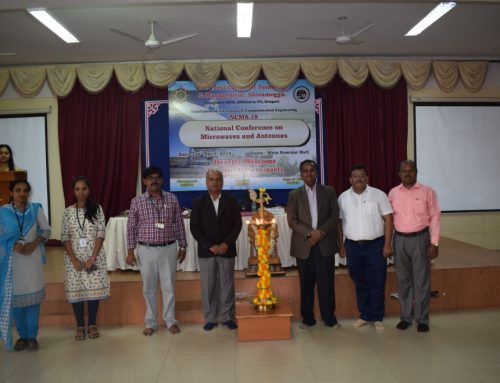 "National Conference on ""Microwaves and Antennas""-2019"